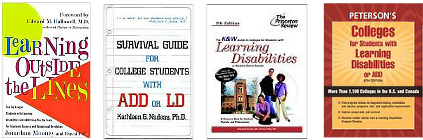 Learning Differences Publications