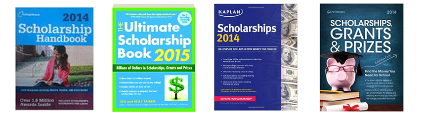 graphic Scholarship guidebooks