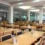 photo of large dining hall