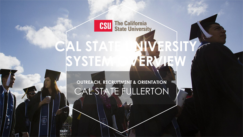 CSU System Overview