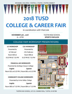 http://foothillhscounseling.org/wp-content/uploads/2018/10/2018-TUSD-College-Fair-Flyer-Final-ADA.pdf